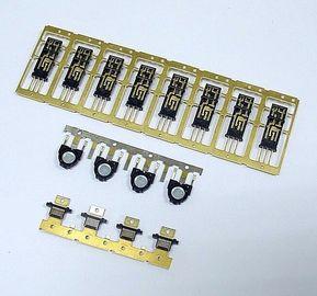 O plástico com metal introduz as peças Overmold da modelagem por injeção do conector